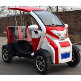 Elektromobil kabriolet -...