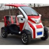 Elektromobil kabriolet - Mikšík Praha