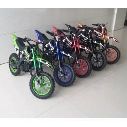 Motorka Kros pro Děti...