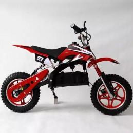 Elektro Minicross. Motorka...