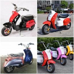 Motorka pro děti 50cc....